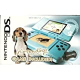 Nintendo DS Teal with Nintendogs Best Friends Bundle