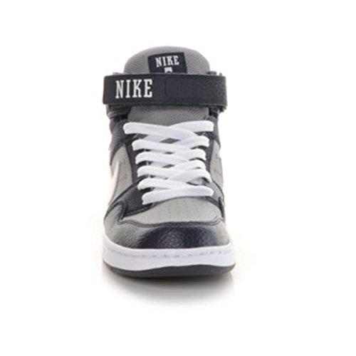 Nike Team - Sudadera para mujer, color negro Gris fresco