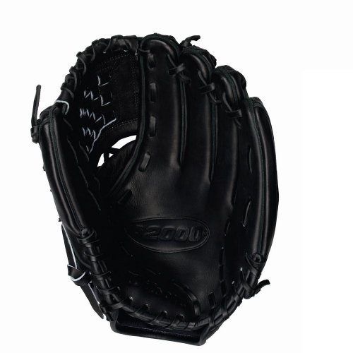 UPC 883813139866, Wilson A2000 Fastpitch Model CAT Web Glove (Black, 12-Inch, Right-Handed Throw)