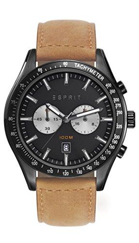 Esprit Ryan ES108241004 Mens Chronograph Solid Case