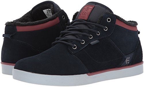 Pour Bleu Jefferson De Homme Gris Marine Etnies Skateboard Chaussures qn4PfSBnwI