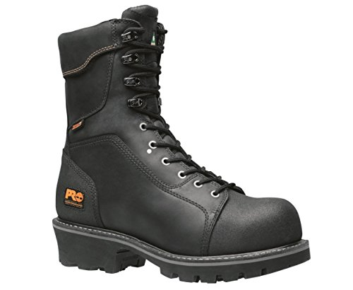 Boot Composite Pro Toe Mens Rip Saw Work Black Logger Timberland I8aOqwFxI