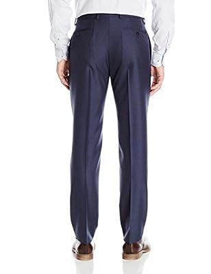 Calvin Klein Men's X-Fit Performance Slim Fit Flat Front Dress Pant