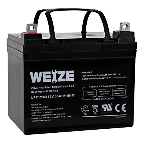 Weize 12V 35Ah Battery