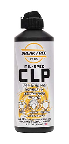 Break-Free CLP-4 Cleaner Lubricant Preservative Squeeze Bottle (4
