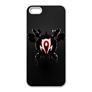 World of Warcraft For iPhone 5, 5S Csae protection Case DAQ506312