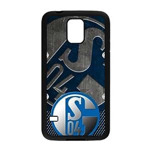 The Deutschland Fussball FC Gelsenkirchen Schalke 04 Cell Phone Case for Samsung Galaxy S5