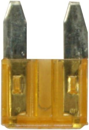 Box of 100 Cora 000120691 15A Lamellar Fuses