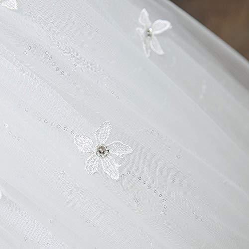 Sin Cintura Elegante Cóctel Redondo Mujer Imitación Línea Vestido Noble Para Mangas Marca Mode De Diamantes Alta Colour Largo Cuello Novia Noche Una wPUHqXg