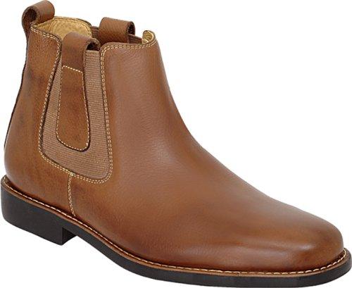 Anatomic Gel  Natal,  Herren Chelsea Boots , Braun - Cognac Toast - Größe: 48