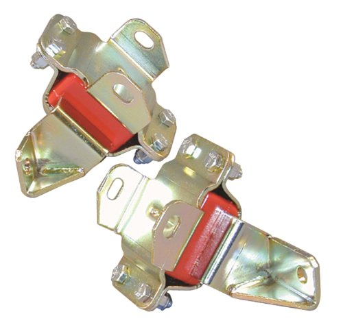 Prothane 6-503 Red Motor Mount Kit (Prothane Motor Mounts)