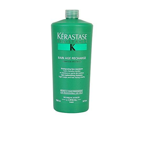 Kerastase Resistance Age Recharge (Kerastase Resistance Bain Age Recharge Shampoo, 34 Ounce)