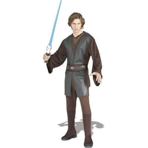 Anakin Skywalker Costumes (Anakin Skywalker Adult Costume - X-Large)