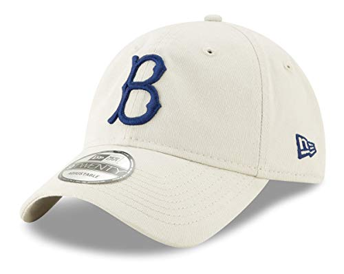 New Era Brooklyn Dodgers MLB Cooperstown Core Classic Stone Adjustable Hat