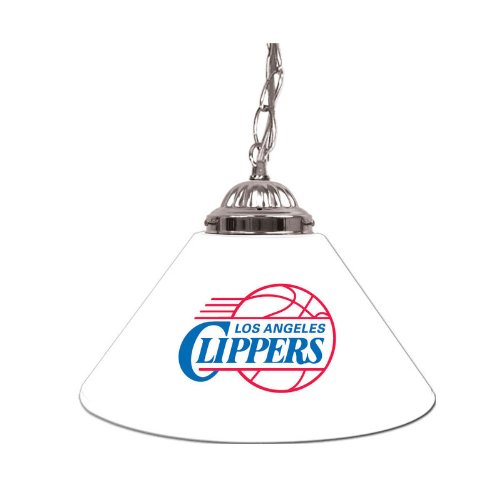Clippers Lamp Nba - Trademark NBA1200-LAC 14