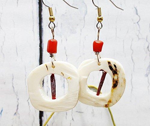 Free Spirited Boho Earrings ~ Gift For Women ~ Burning Man, Summer...