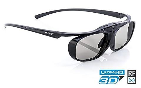 72b92927c1eae Utilisées pour ma part avec un epson eh-tw5100, ces lunettes sont  abordables (en terme de prix) et faciles à installer. Le rendu est bon et  elles tiennent ...