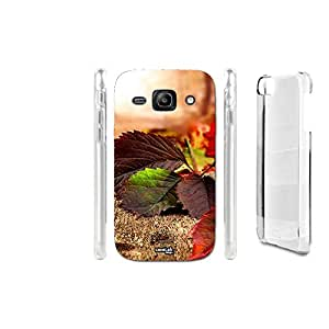 FUNDA CARCASA FOGLIE AUTUMN PARA SAMSUNG GALAXY CORE PLUS SM-G350