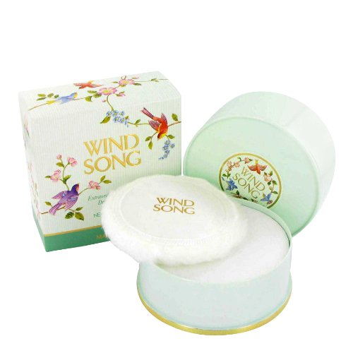 (Wind Song Dusting Powder for Women by Prince Matchabelli, 4 Ounce )