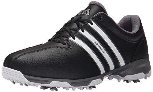 Adidas Men's 360 Traxion NWP Golf Cleated - Core Black/FT...