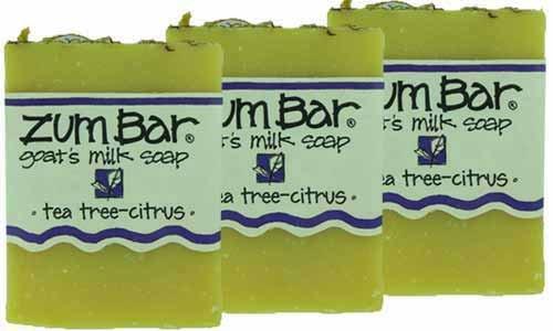 Tea Tree Zum Bars Multipack (3 Count)<br>by Indigo Wild ()