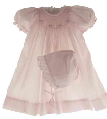 Petit Ami Newborn Infant Smocked product image