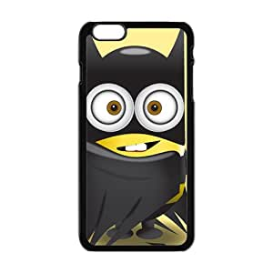 Red cloth lovely Minions Cell Phone Case for iPhone plus 6
