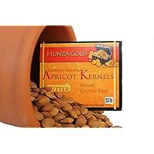 Hunza Gold Certified Organic Bitter Apricot Kernels - 10 LBs