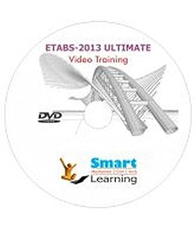 Smart Learning ETABS - 2013 - Video Training (DVD): Amazon