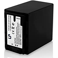 LP,Sony NP-FV100,Replacement Battery for Sony HDR-CX190/B HDR-CX200/B HDR-PJ200/B HDR-CX210/B HDR-CX260V HDR-XR260V HDR-PJ260V HDR-PJ760V HDR-CX760V HDR-PJ710V HDR-PJ580V HDR-CX580V