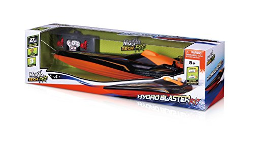 Maisto Hydro Blaster Speed Boat Variable Color Rad…