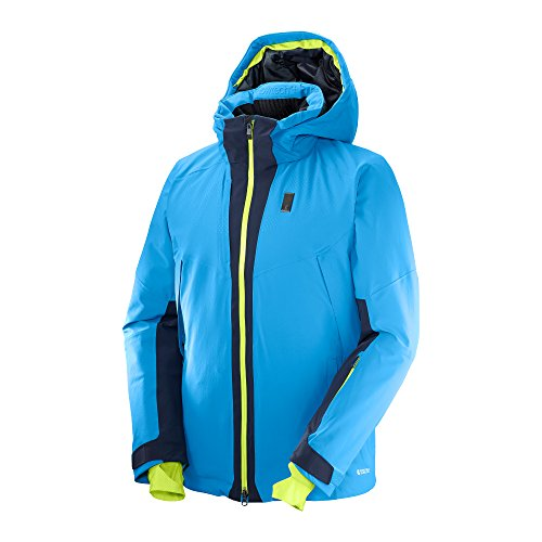 Surf Rojo M Sky night Jkt Hawaiian Hombre Chaqueta Whitezone Salomon Ovxq00