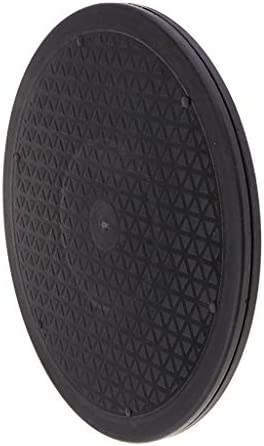 直径30CM プラスチック ターンテーブル 回転台 テレビ パソコン 設置 陶芸ツール 丸形 スイベル