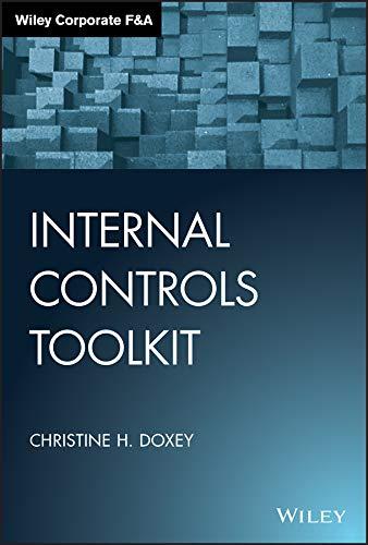 internal control - 1