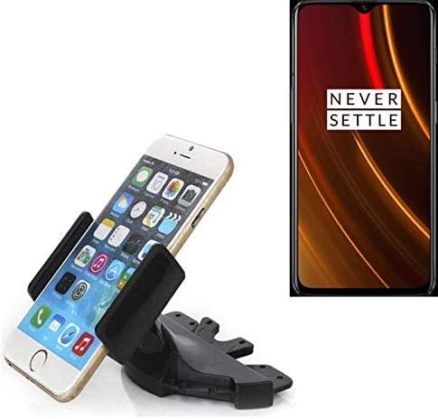 Ranura De CD Smartphone Soporte Compatible Con OnePlus 6T McLaren Edition | Soporte De Coche De Uso General Para Los Dispositivos De Navegación / Los Teléfonos Inteligentes Para El Montaje En La: