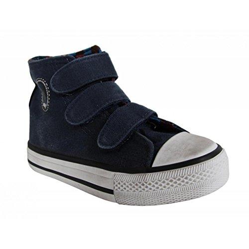 Sneaker für Junge und Mädchen MTNG 20640 LONA LAVADA MARINO