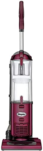 Shark Navigator Deluxe Upright Vacuum Red Renewed
