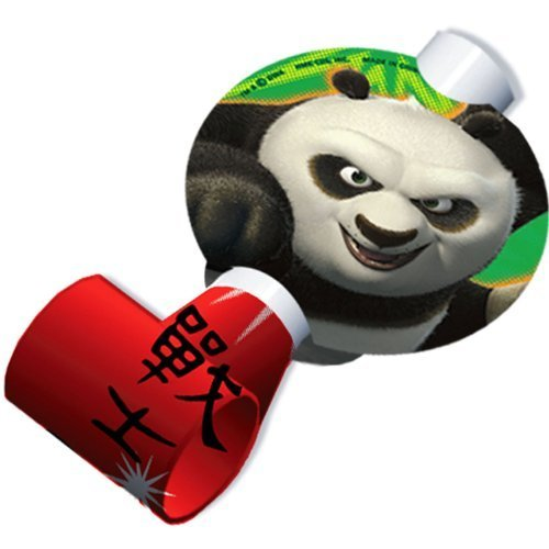 Kung Fu Panda 2: The Kaboom of Doom Blowouts (8 per package)