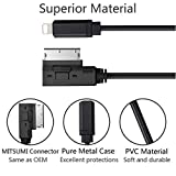 AMI MMI AUX Adapter Cable Compatible with Audi MMI