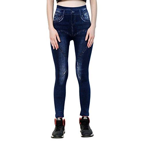Ard Retails Women Blue Denim Style Jegging