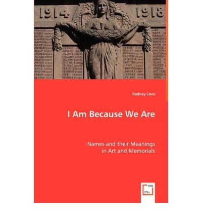 Download I Am Because We Are (Paperback) - Common pdf epub