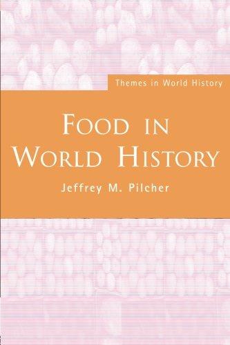 Food In World History (Pb) (eBook)