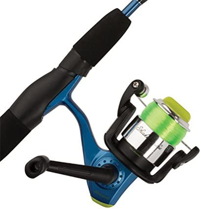 Shakespeare NEW Sea Spin Kits Fishing Combos Rod /& Reel Line!