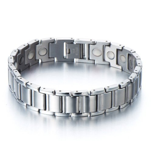 Stainless Magnetic Bracelet Removal Jewelry