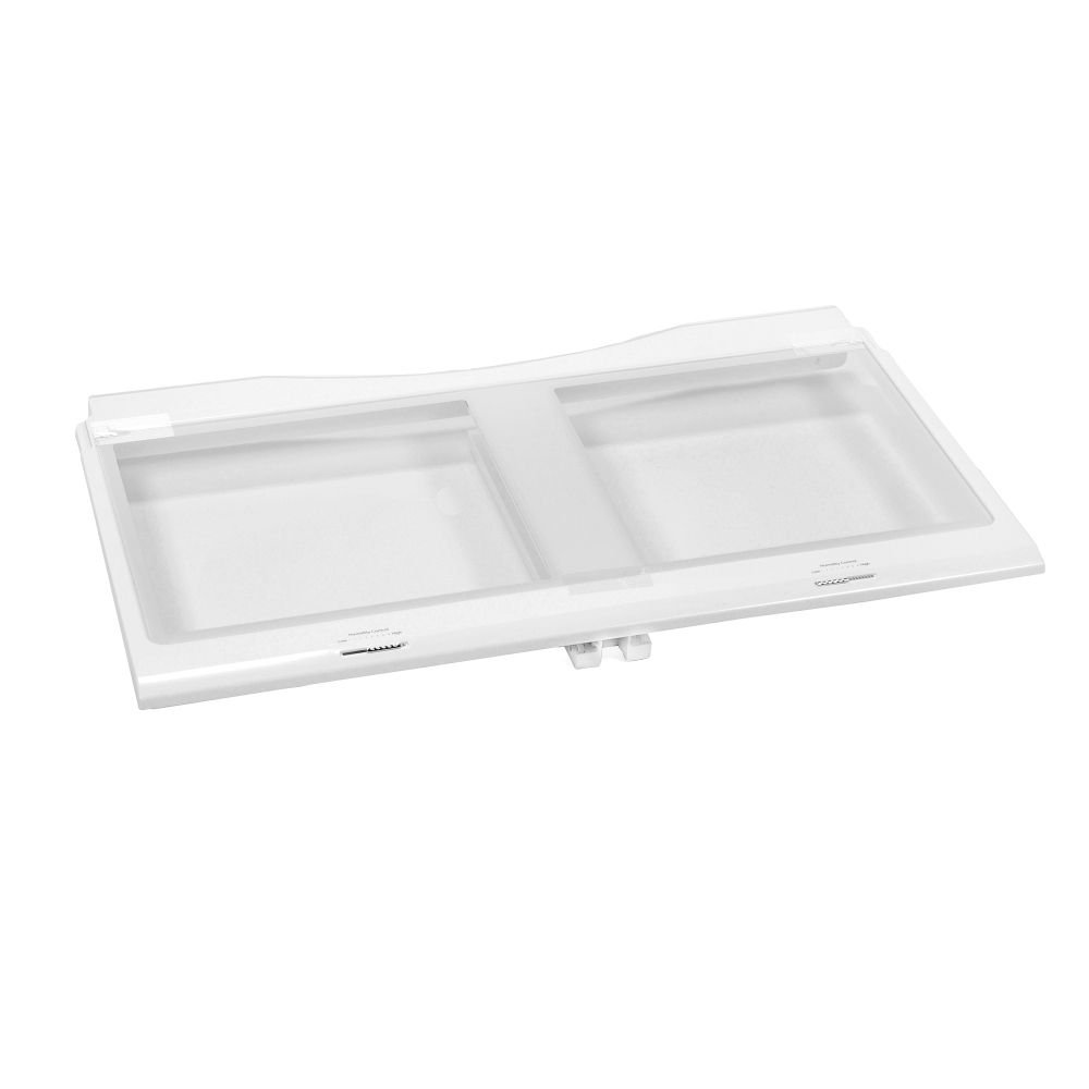 Samsung DA97-06329A Refrigerator Drawer Cover Genuine Original Equipment Manufacturer (OEM) Part