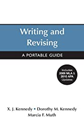 Writing and Revising with 2009 MLA and 2010 APA Updates: A Portable Guide (Portable (Bedford/St. Martins))