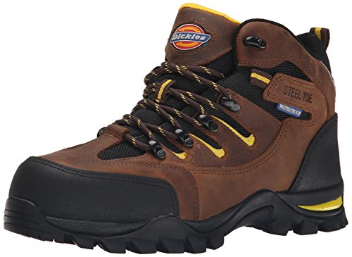 Dickies Hombres Sierra Safety Hiker Brown