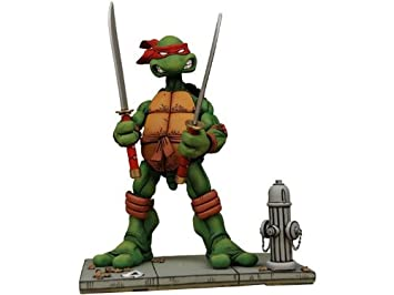 Teenage Mutant Ninja Turtles NECA Comic estilo figura de ...