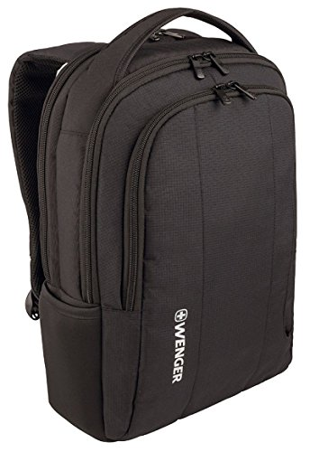 Wenger Surge 15.6-inch Laptop Backpack with tablet/eReader Pocket