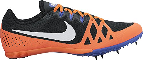 Men's Nike Zoom Rival MD 8 Track Spike Hyper Orange/White/Black/Paramount (Nike Spikes)